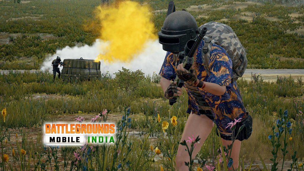 Virtual Space For PUBG Mobile
