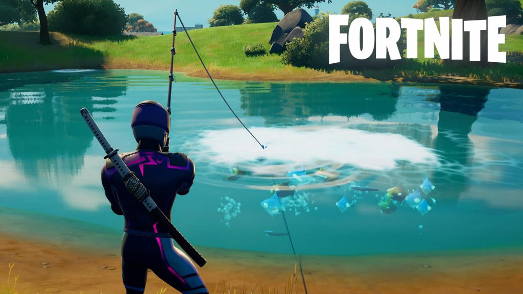 Where To Find Fishing Spots In Fortnite