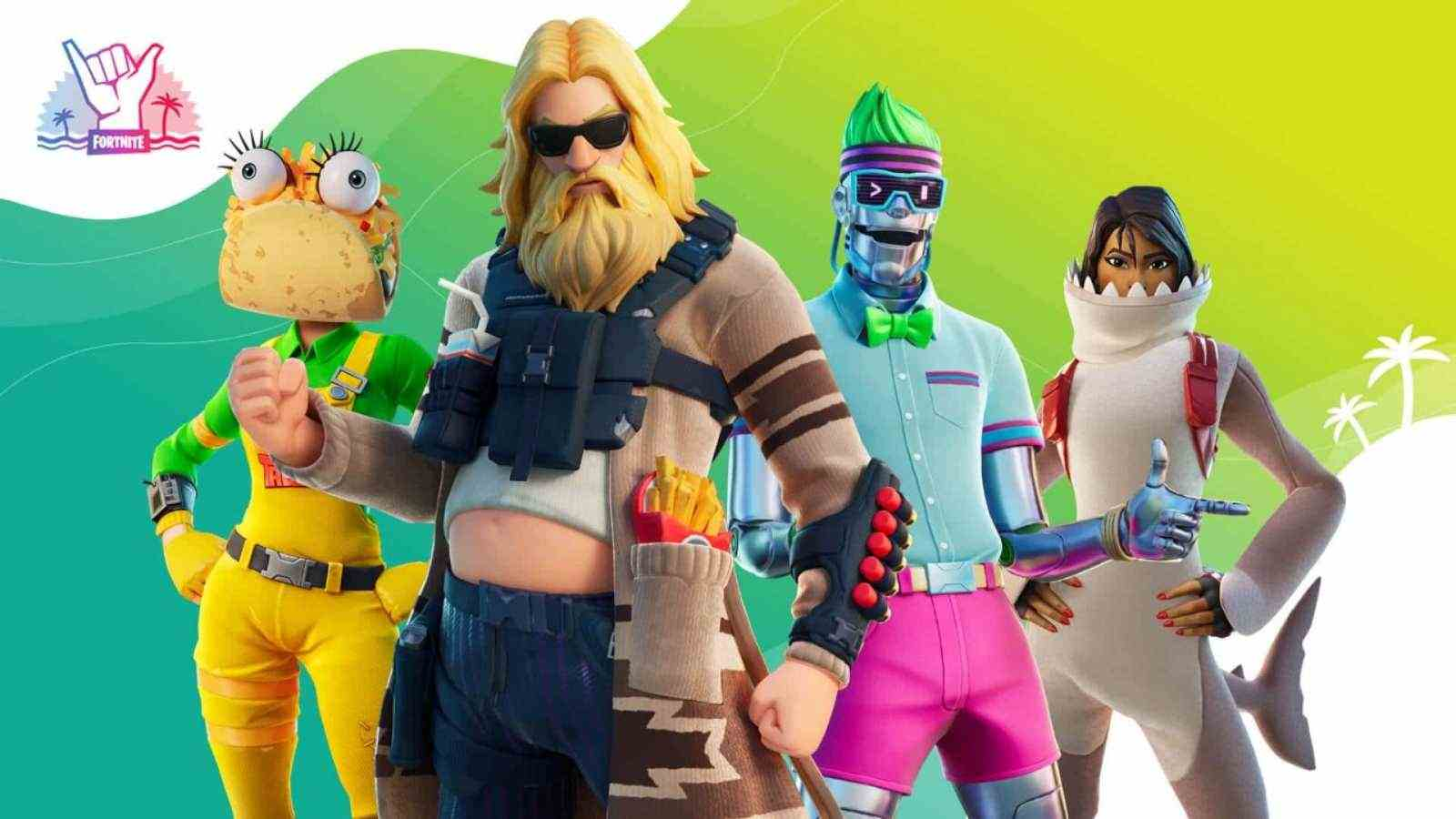 Fortnite Cosmic Summer event Details and Latest Updates