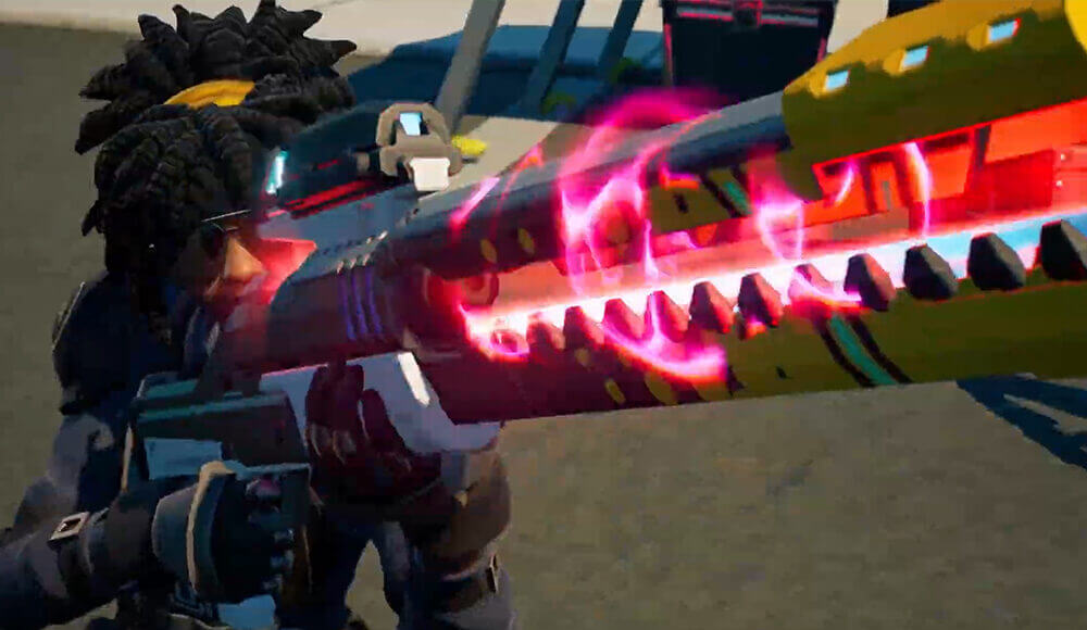How to Find Zyg And Choppy's Mythic Ray Gun In Fortnite Season 7