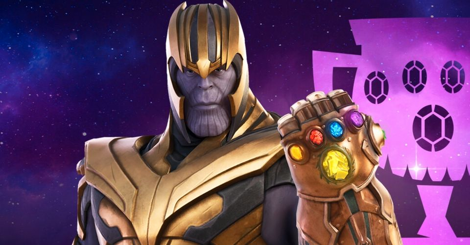 How To Get The Fortnite Thanos Skin For Free