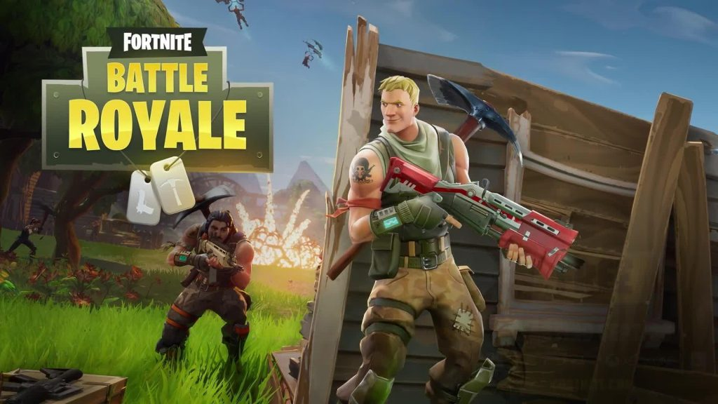 Fortnite and Apple Issue in Court