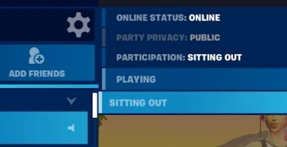 How to Sit Out in Fortnite {Complete Guide}