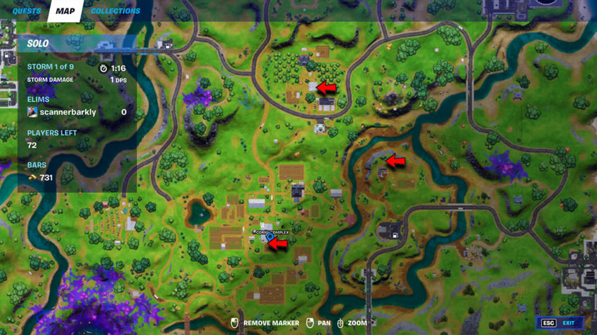 How to Destroy Hiding Places in Fortnite {Complete Guide}