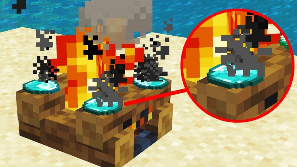 How to Make Campfire Recipe in Minecraft