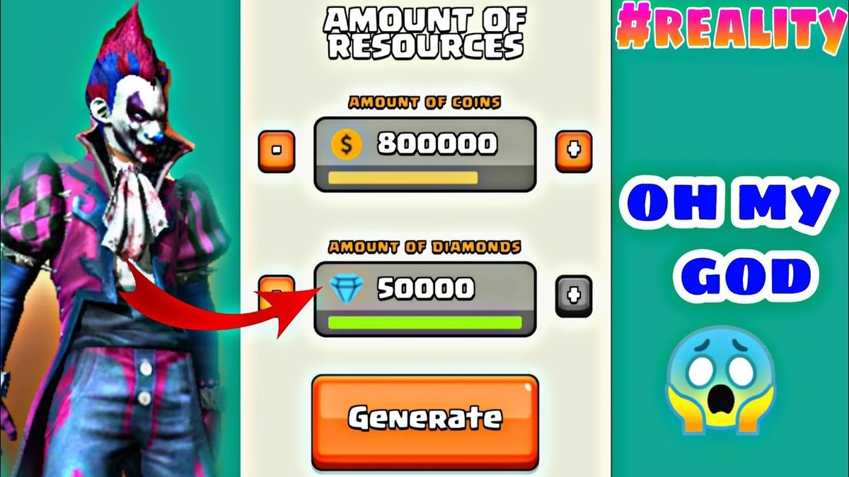 How to Get Free Fire 50,000 Diamond Hack | Complete Guide