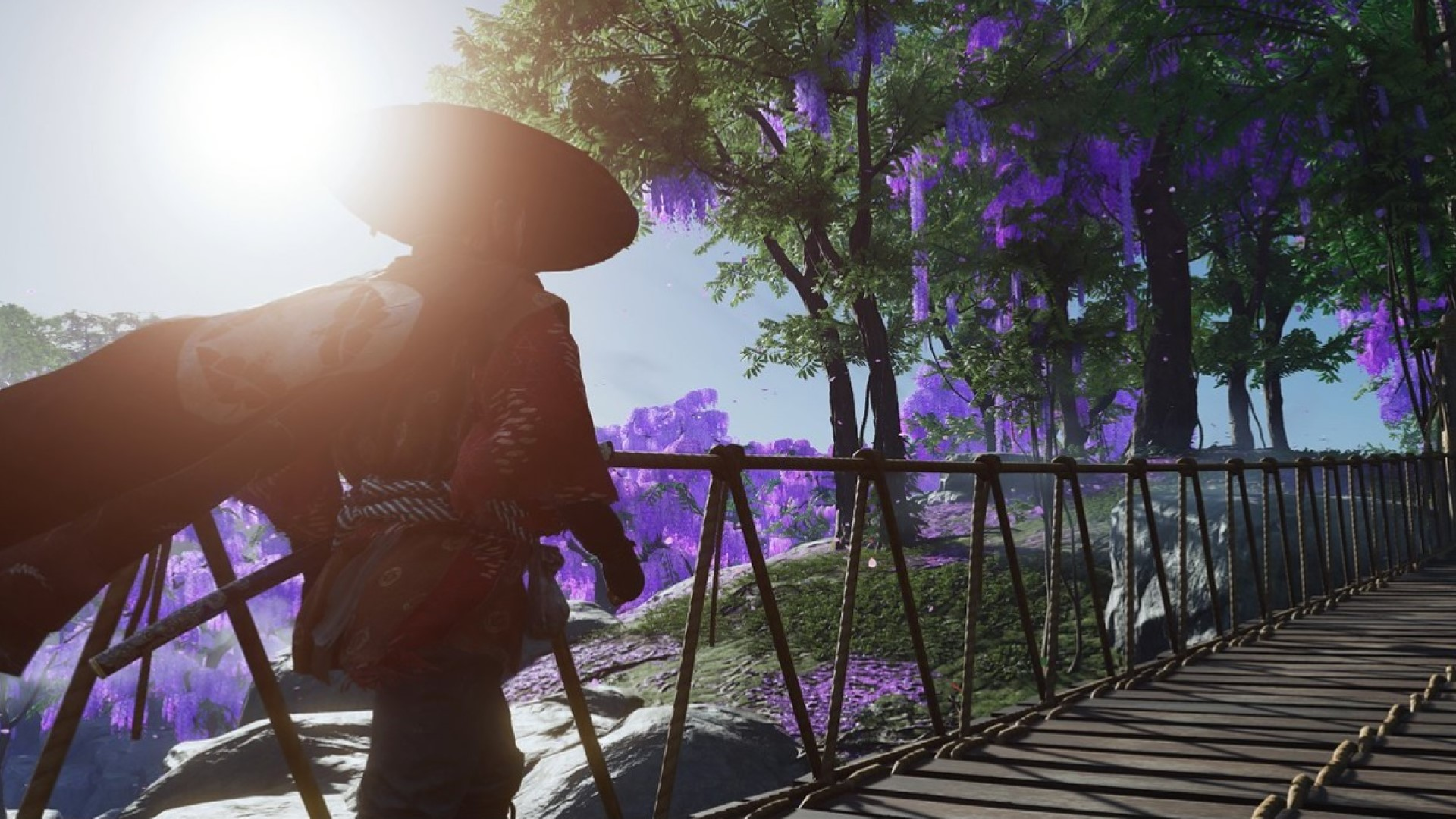 Ghost of Tsushima: Iki Island Expansion To Be Excited