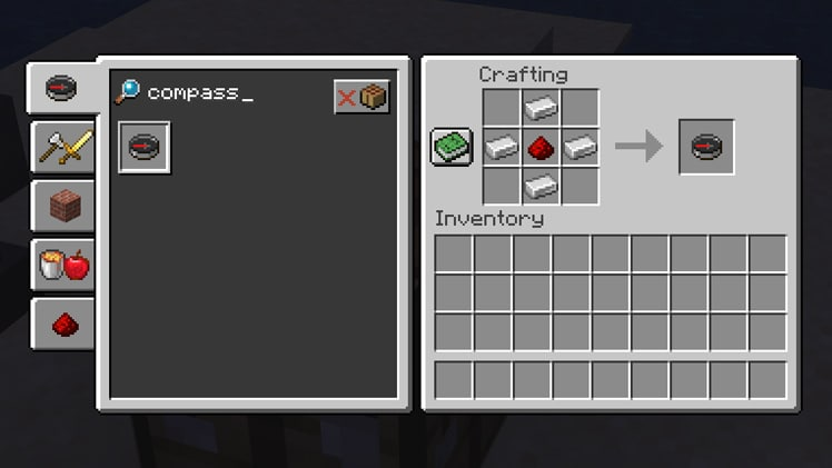 How to Use Compass in Minecraft