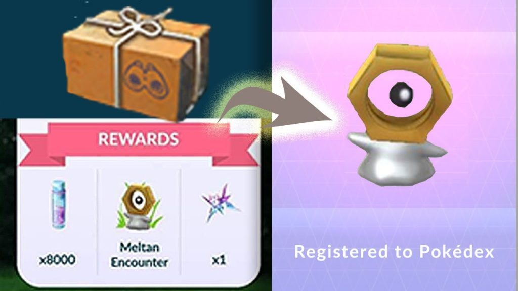 How to Get Meltan in Pokemon Go