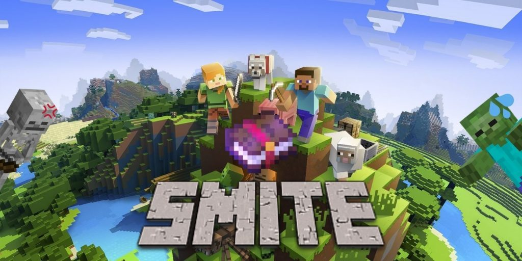 What Does Smite do in Mincraft
