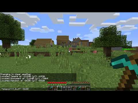 How to Teleport in Minecraft