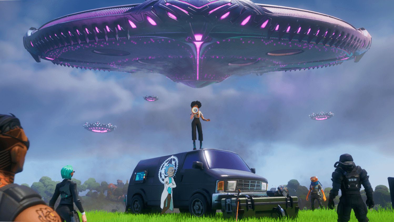 Where To Find UFOs In Fortnite {Complete Guide}