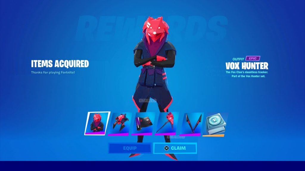 How To Complete Vox Hunter Challenge In Fortnite