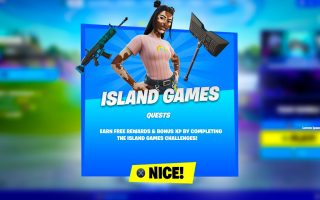 How To Complete All Island Games Quests In Fortnite