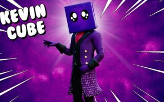 Kevin the Cube Skin: How to Get for free in Fortnite?